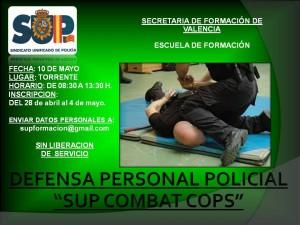 DEFENSA PERSONAL POLICIAL MODIFICADO