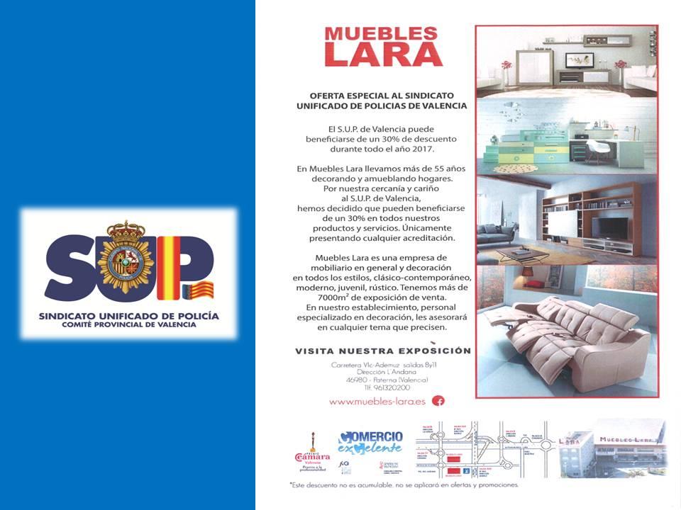 Sindicato unificado de policia comite provincial de valencia - Muebles lara valencia ...